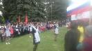 В с.п.Камлюко прошли мероприятия, посвященные празднованию 72 годовщины Победы в ВОВ